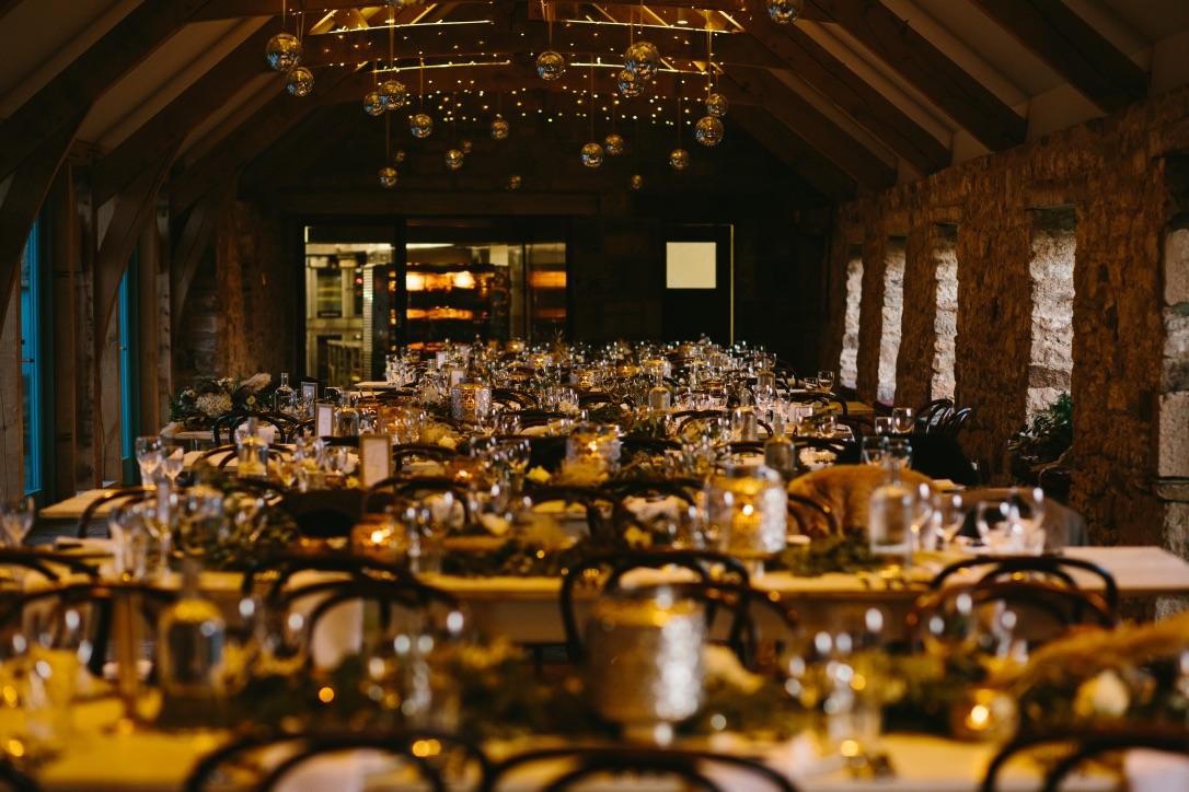 Dining Room at Healey Barn